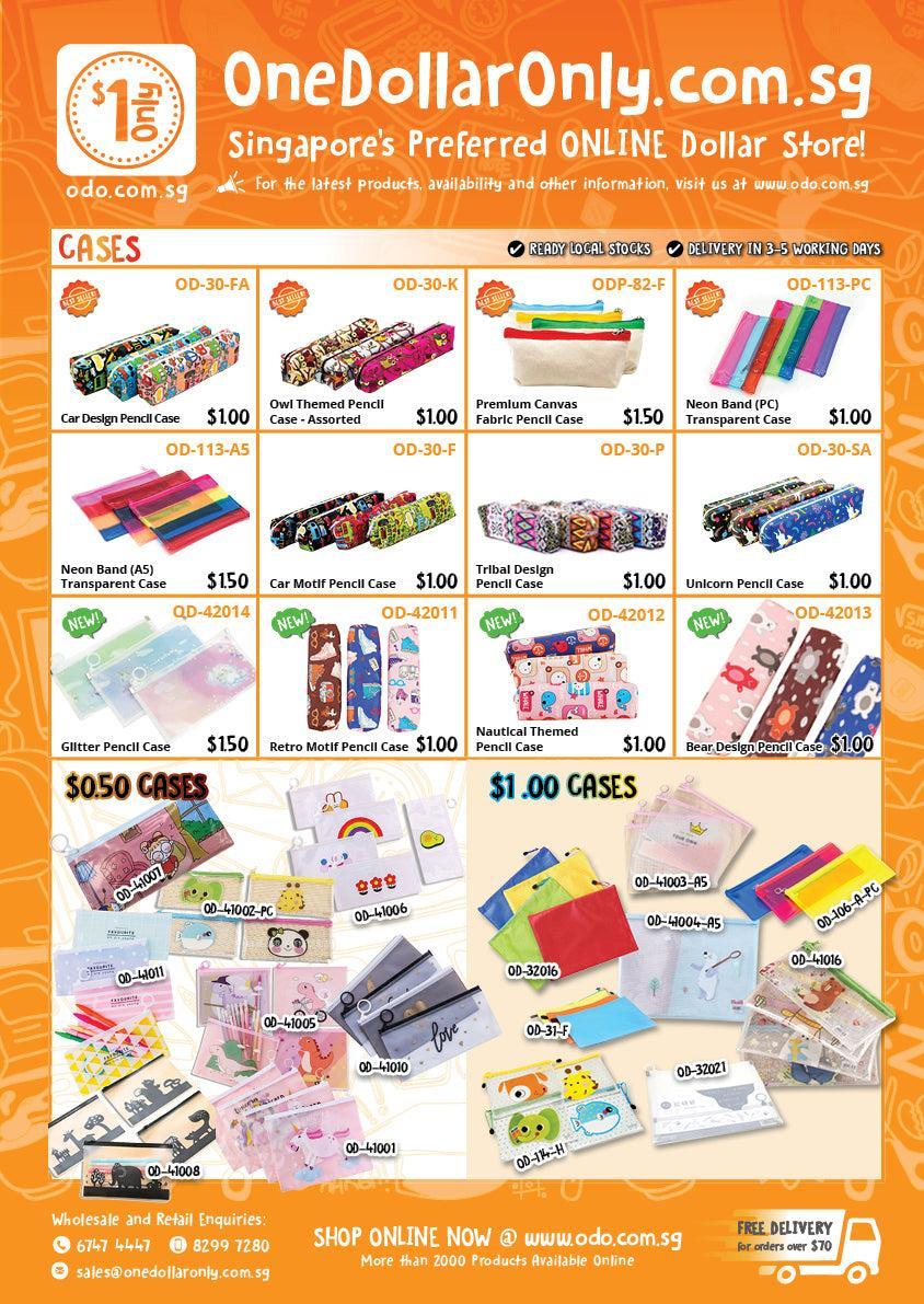 OneDollarOnly.com.sg Full Catalogue 2021