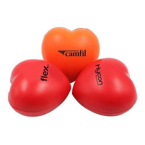 Heart-Shaped Stress Ball CG Stress Ball One Dollar Only