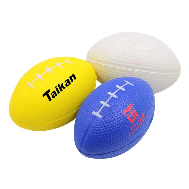 rugby stressball cheap corporate gifts singapore