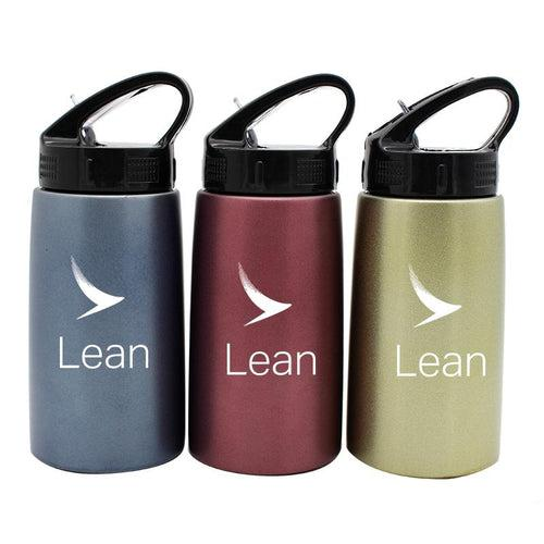Stainless Steel Drinking Bottle With Handle And Spout CG Drinkware One Dollar Only
