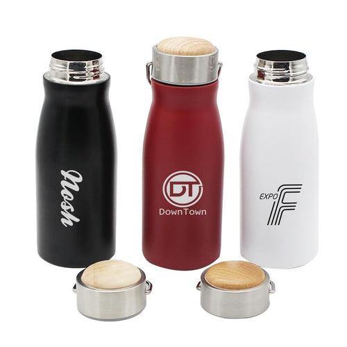 Matt-style Metal Vacuum Bottle CG Drinkware One Dollar Only