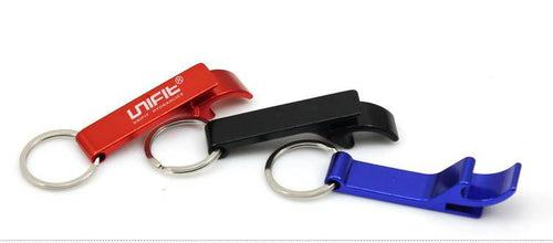 Bottle Opener And Lever Keychain CG Keychains One Dollar Only