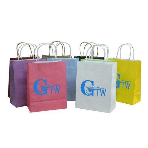 Kraft Paper Bag (Medium) CG Paper Bags One Dollar Only