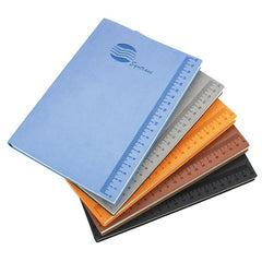 Notebook with Ruler Design CG Notebooks One Dollar Only