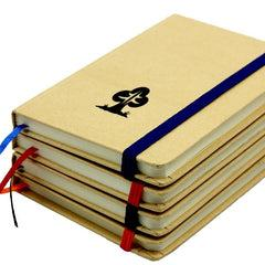 A6 Notebook With Kraft Paper Cover CG Notebooks One Dollar Only
