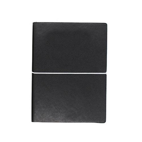 PU Business Notebook with Elastic Band CG Notebooks One Dollar Only