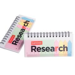 Notepad Set With Ruler Design CG Notepads One Dollar Only