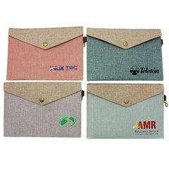 A4 Cotton Document Holder CG Files and Cases One Dollar Only