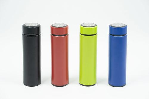 Matte Stainless Steel Thermos Bottle CG Drinkware One Dollar Only