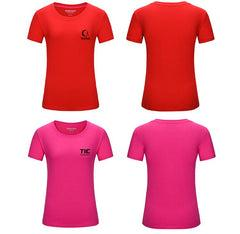 Womens Round Neck T-Shirt IWG FC One Dollar Only