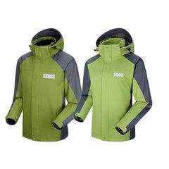 Jacket With Hood And Removable Fleece Lining IWG FC One Dollar Only