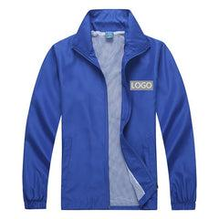 Zippered Long-Sleeved Jacket IWG FC One Dollar Only
