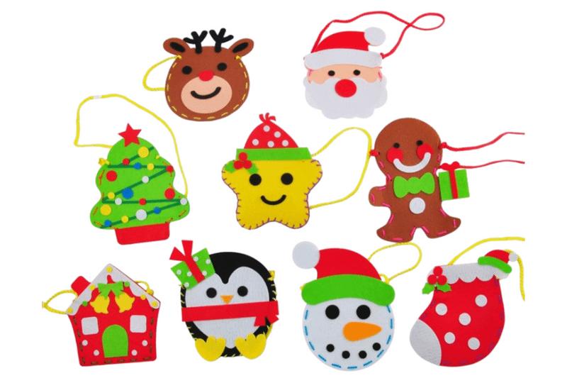 Christmas DIY Bags