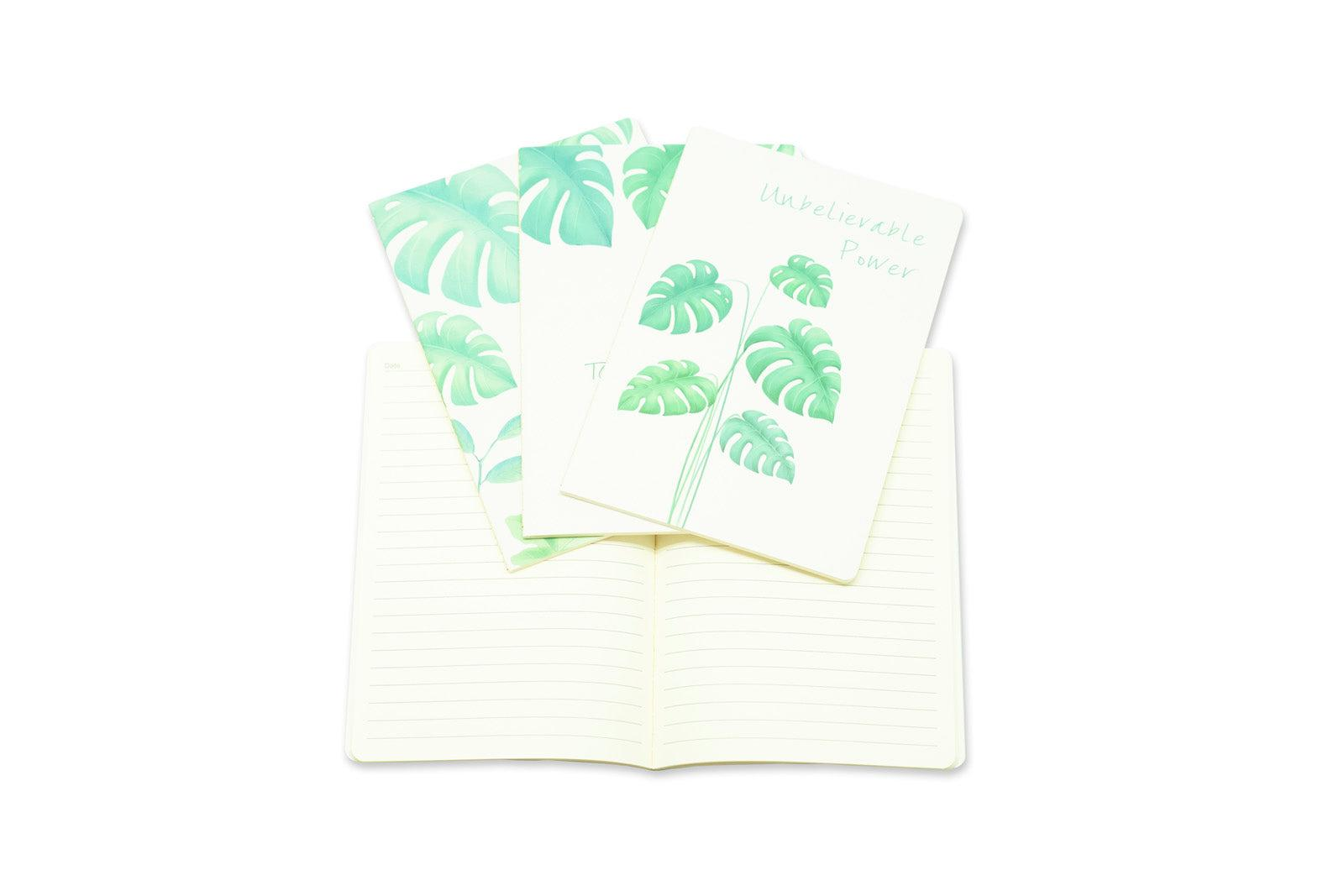 Watercolor Motivation Theme Notebook