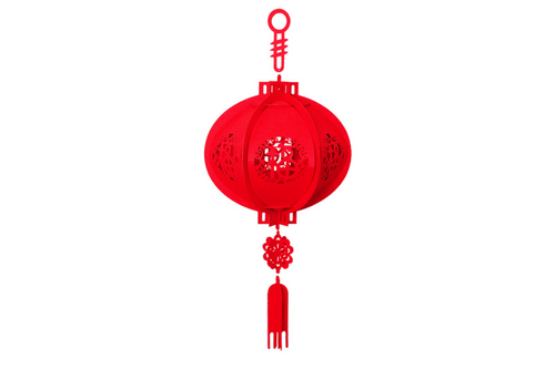 Chinese New Year DIY Hanging Decor Seasonal One Dollar Only