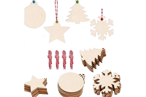 DIY Wooden Christmas Decorations Seasonal One Dollar Only