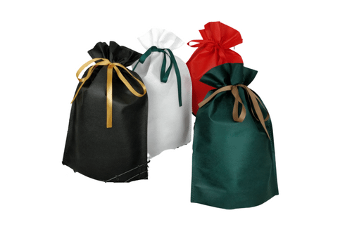 Solid Color Gift Pouch Bags One Dollar Only