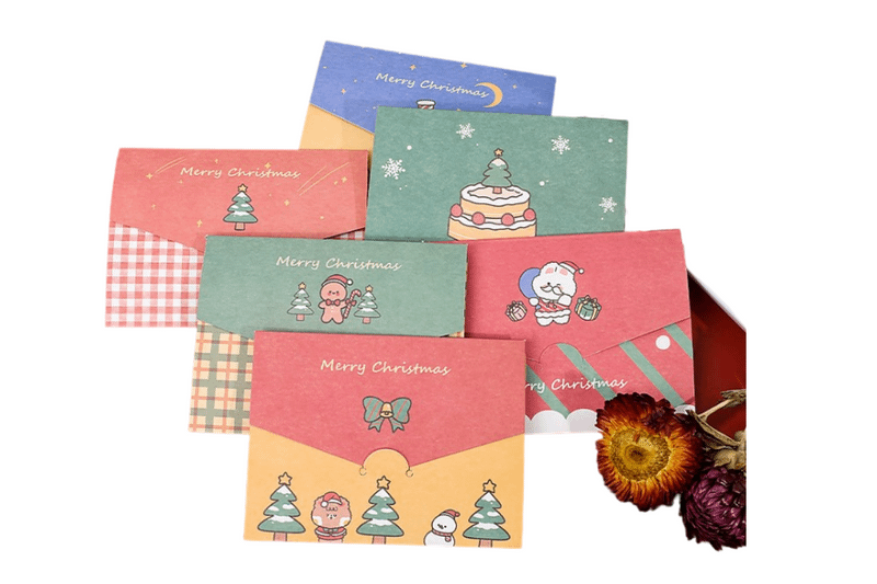 Christmas Envelope Cards