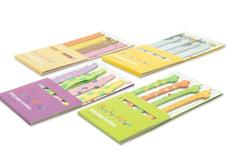Cartoon Theme Shaped Sticky Notes