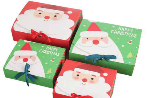 Christmas Gift Box Seasonal One Dollar Only