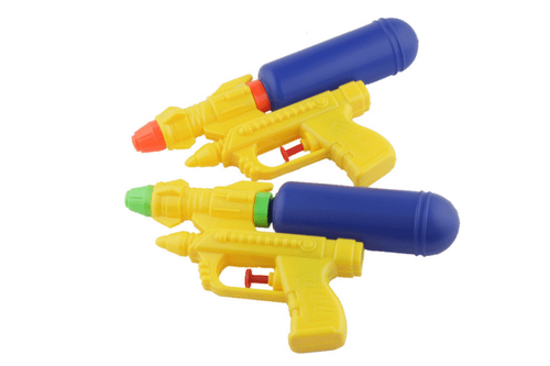 Water Toy Gun Games and Toys One Dollar Only