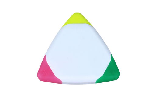 Triangle Shaped Highlighter One Dollar Only