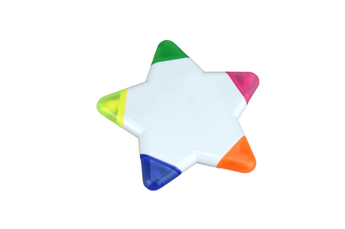 Star Shaped Highlighter One Dollar Only
