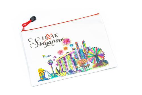 Singapore Design A5 Zip Case CASES One Dollar Only
