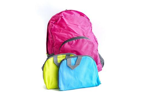 Foldable Travel Waterproof Backpack BAGS One Dollar Only