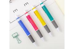 Colorful Shaft Ball Point Pen