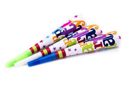 Birthday Party Mini Trumpets Party Supplies One Dollar Only