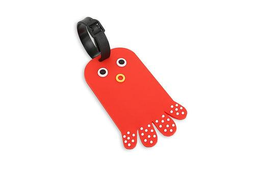 Cute Octopus Animal Design Luggage Tag KEY CHAINS / LUGGAGE TAG One Dollar Only