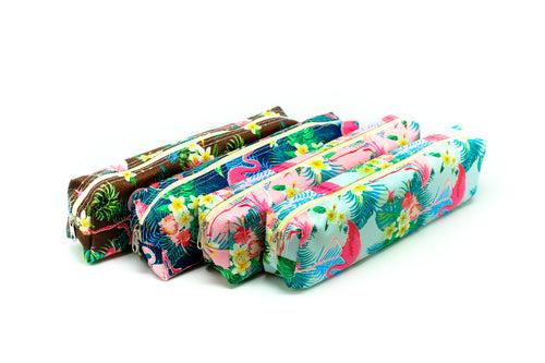 Flamingo Pencil Case Cases One Dollar Only