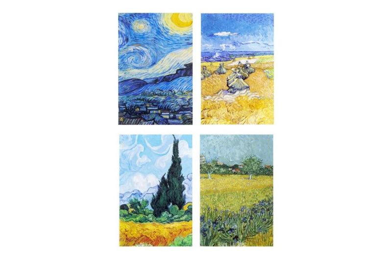 Van Gogh Painting Theme A5 Notebook Notebooks One Dollar Only