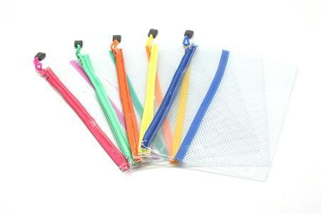 Transparent PVC ziplock case A5,  - Stationery,Pencil Cases/Bags - One Dollar Only
