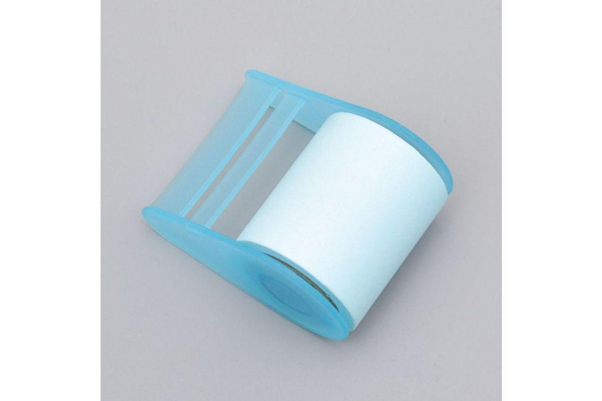Tearable Sticky Notes in Tape Holder