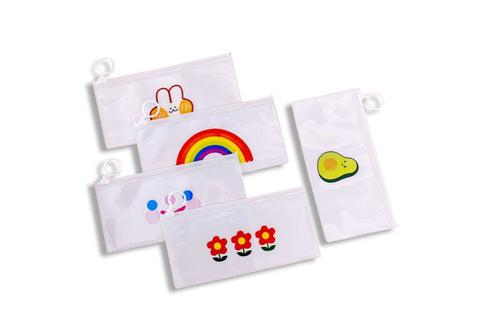 cute transparent case children's day gift