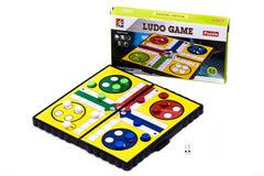 Airplane Ludo Game (Travel Sized)
