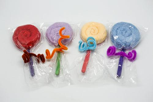 Lollipop Hand Towel Gift Ideas and Novelties One Dollar Only