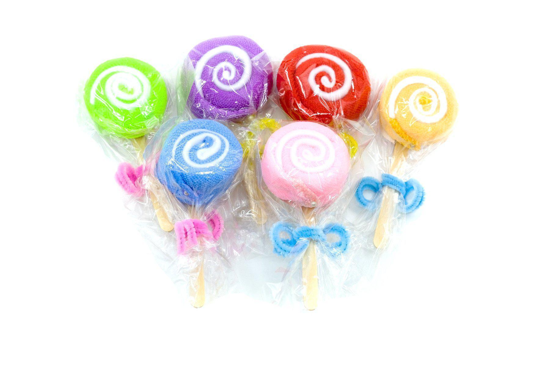 Lollipop Hand Towel