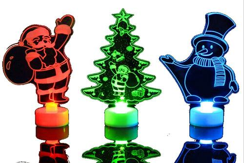 Christmas Decoration Lights Seasonal One Dollar Only