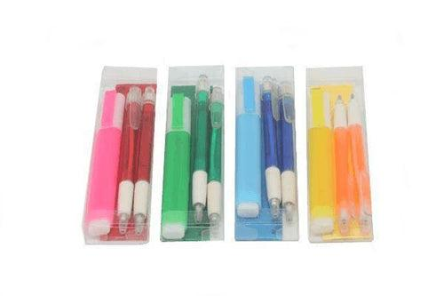 4-in-1 Stationery Set Stationery Set One Dollar Only