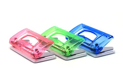 Compact Hole Puncher Everyday Stationery One Dollar Only