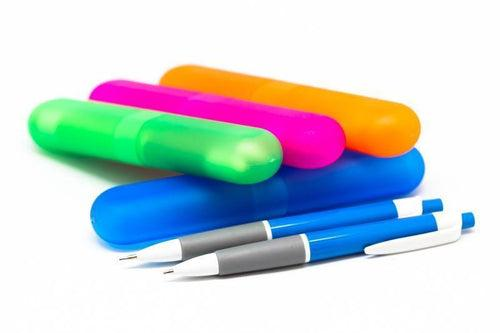 2-in-1 Pen And Mechanical Pencil Set Stationery Set One Dollar Only