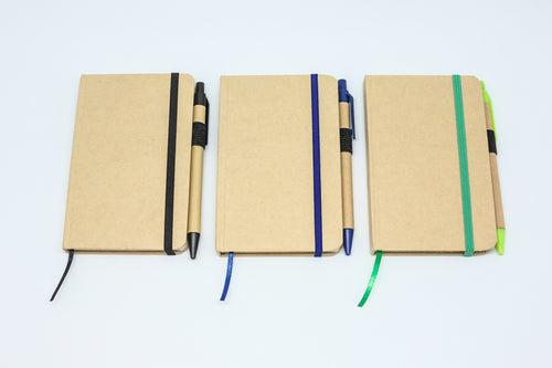 A6 Recycled Notebook Notebooks One Dollar Only