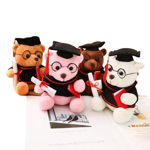 Graduation Bear in 4 Colour (18cm) Gift Ideas and Novelties One Dollar Only