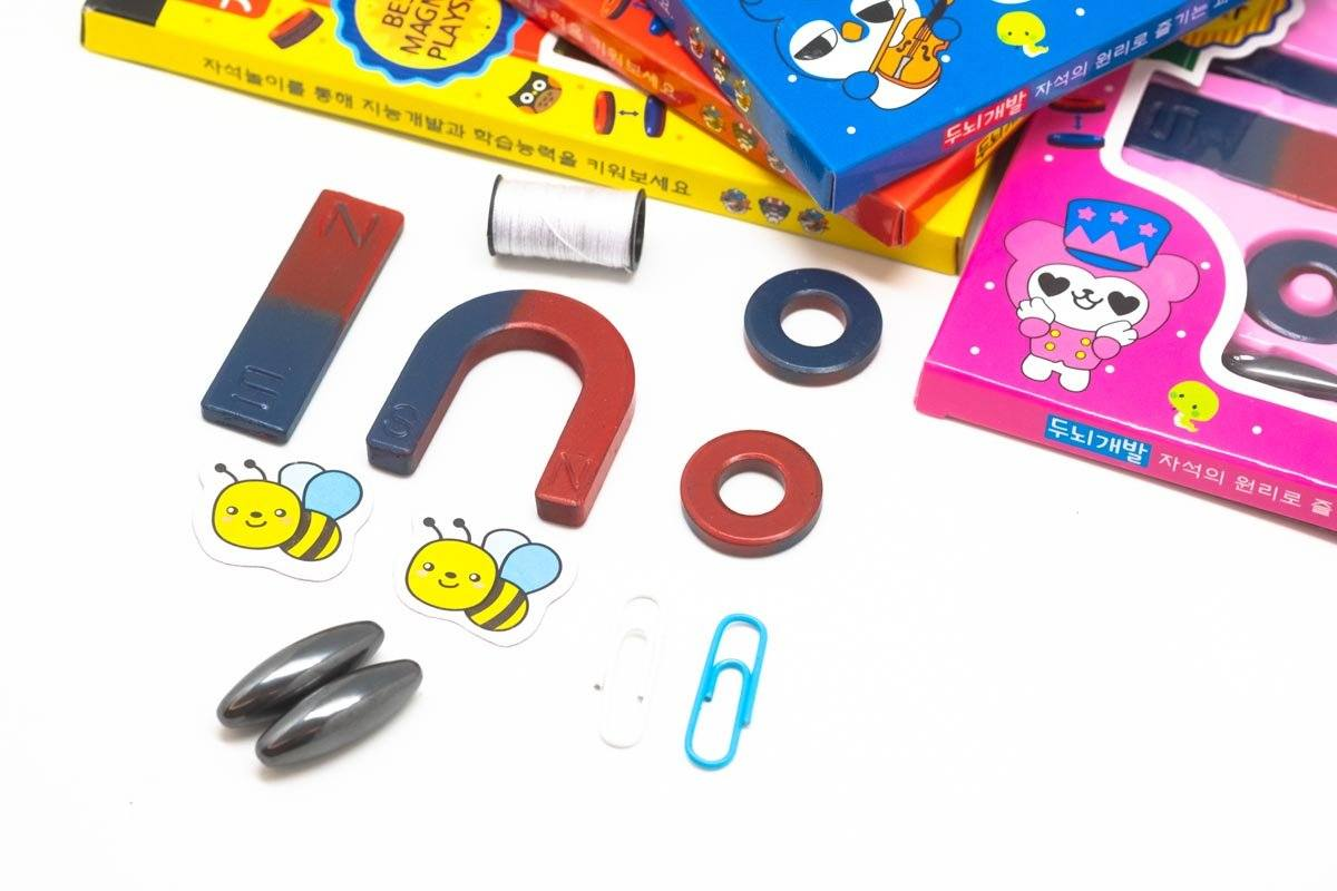 Magnet Play Set,  - 250619 - One Dollar Only
