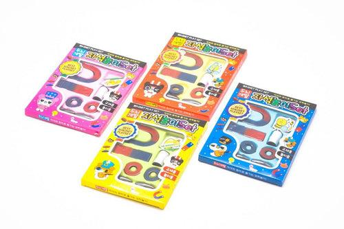 Magnet Play Set GAMES AND TOYS One Dollar Only