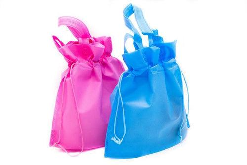 Medium Drawstring Non Woven Gift / Goodie Bag,  -  - One Dollar Only