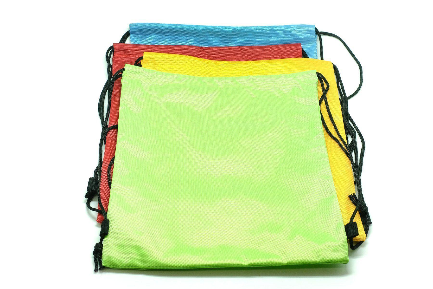 Premium Quality Nylon Drawstring Activity Bag Corporate Gift Ideas,Printable/Customizable,Pencil Cases/Bags OneDollarOnly